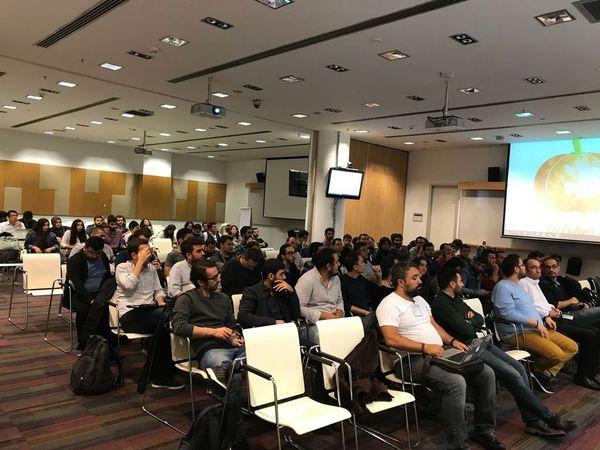 """Microsoft Xamarin Istanbul Development Meetup  """"Xamarin Resilient Network Services Bölüm1"""""""
